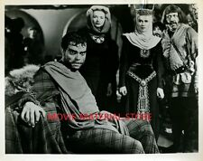 "Orson Welles Macbeth 8x10"" Studio Copy Photo #M1633"