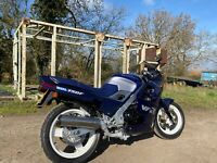 honda vfr 750 genuine bike great condition 1988 e reg