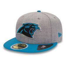 Carolina Panthers Cap NFL Cap New Era 59 FIFTY size 7 1/8 Cappuccio
