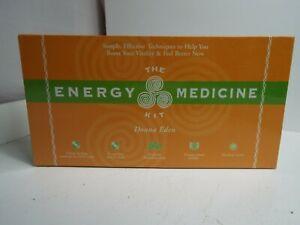 Energy Medicine Kit by Donna Eden nib