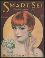 SMART SET Magazine 296 Issue Collection On Disc 1920'S Art Deco