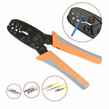 Deutsch Terminal Crimper Electrical Open Barrel Plier Molex Wire Tool Crimping