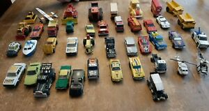 Vintage Lot Matchbox/ Hotwheels / Playart Tonka-Buddy  L Vehicles (42)