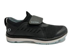 Peal Izumi Women's Vesta Studio, Black Cycling Shoes, Size US 8M, EUR 39.