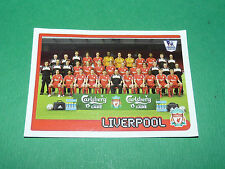 N°303 LIVERPOOL REDS ENGLAND MERLIN PREMIER LEAGUE FOOTBALL 2007-2008 PANINI