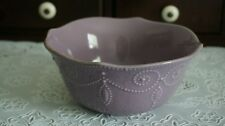 Lenox French Perle Violet Bowl, American by Design