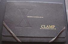 X CLAMP 1999 LETTER SET (Kamui Shirou) - 3 enveloppes et 1 bloc-notes
