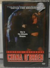 China O'Brien (DVD, 1998) RARE 1990 ACTION CYNTHIA ROTHROCK BRAND NEW