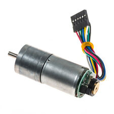 Metal Gearmotor 25Dx52L Mm With 48 CPR Encoder (75:1)