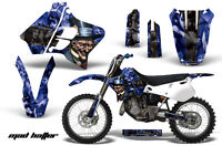 Dirt Bike Graphic Kit Decal Sticker Wrap For Yamaha YZ125 YZ250 93-95 HATTER K U