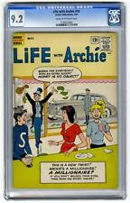 1962 Life With Archie #14 CGC 9.2 OW HIGHEST Betty Veronica Reggie Jughead Art