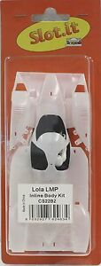 Slot It SICS22B2 Lola LMP White Body Kit With Interior 1:32 Slot Car Part