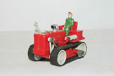 1960's Siku Plastic V99 Hanomag Bulldozer