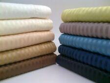 Cozy Bedding Sheet Set Deep Pocket Organic Cotton US Twin Size Striped Colors