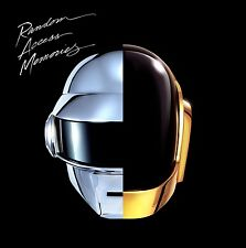 Daft Punk - 24x24 Album Artwork Fathead Poster