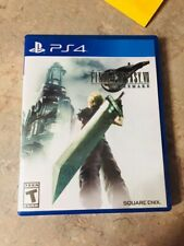 New listing Final Fantasy Vii 7 Remake Ps4