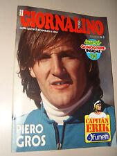 IL GIORNALINO=1980/5=PIERO GROS COVER + INTERVISTA=CARLA FRACCI=