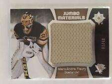 2015-16 Ultimate Marc-Andre Fleury Jersey /40 Jumbo Materials Upper Deck 15/16