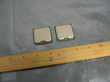 Matched Pair Intel L5430 2.66GHz Quad-Core Processors SLBBQ– BX80574L5430A