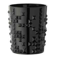 Nachtmann Whiskyglas Punk schwarz