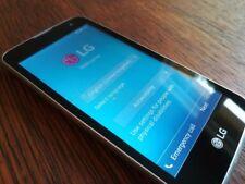 LG  K4 K130EE - 8GB - Blau (Ohne Simlock) Smartphone (Dual SIM)