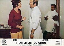ANNIE GIRARDOT MICHEL DUCHAUSSOY TRAITEMENT DE CHOC 1973 PHOTO D'EXPLOITATION #5