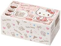 Skater boxed Hello Kitty 30 sheets for the three-layer structure non-woven fabri