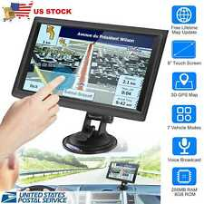 iMountek 9in 8GB Auto Car Truck Bus GPS Navigation Systems Bundle Touch screen