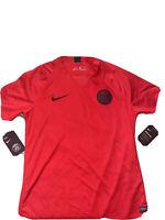 Nike Paris Saint Germain 2017-2018 PSG Authentic Training Jersey Large
