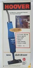 RARE Vtg New NOS Hoover Quick Quik Broom Vacuum Cleaner S2141 Free Us Shipping
