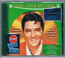 ELVIS PRESLEY GOLDEN RECORDS VOL. 4 CD SIGILLATO!!!