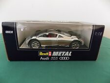 Audi Avus Quattro Chrome 1:18 scale die-cast car
