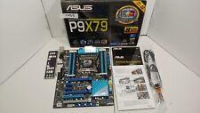 ASUS P9X79, Socket 2011, Intel X79 Motherboard #1483