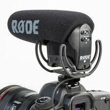Rode VideoMic Pro R - On Camera Mic - Broadcast Quality Microphone (RØDE)