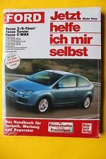 Ford Focus /C-Max ab 2003 Reparaturanleitung Handbuch jetzt helfe ich mir selbst