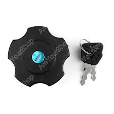 Fuel Gas Tank Key Oil Cap Cover For Yamaha XT600 FJ600 RZ350 RD250LC XZ550 S