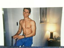 Vintage Beefcake photo Male Chest Gay Interest