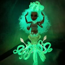 Glow In The Dark Octomaid / Cecaelia - Custom Monster High Doll by Poppen Atelie