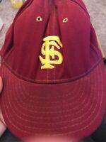 Florida State Seminoles Baseball hat (NCAA Baseball) -  Made In USA
