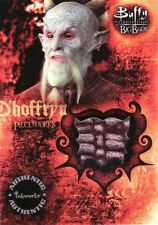 Buffy the Vampire Slayer Big Bads D'Hoffryn PW3 Pieceworks Card