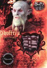 Buffy the Vampire Slayer Big Bads D'Hoffryn PW3 Pieceworks Card