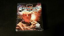 Babylon 5 B5 Ccg Premiere Edition booster box factory sealed