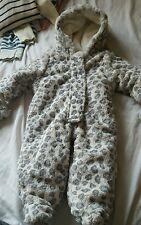 baby snowsuit / pramsuit 0-3