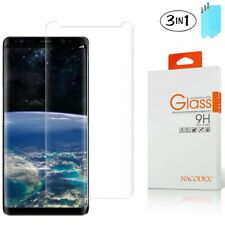 3X For Samsung Galaxy Note 8 Tempered Glass Screen Protector