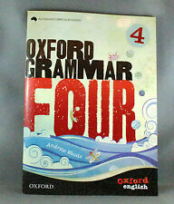 Oxford Grammar Four by Andrew Woods - Brand New