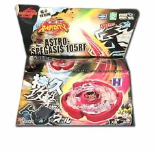 Beybalde Astro S Pegasus Cyber Pegasis Metal Fight 4D Retailer Starter Pack