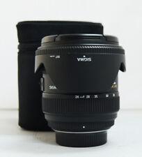 Sigma DG 24-70mm f/2.8 HSM EX DG IF ASP Lens For Nikon