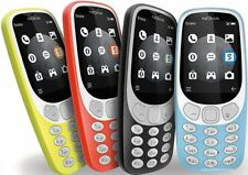 Nokia 3310 3G NEW RELEASE (2017 Edition) NTC 1 Year Official Nokia PH Warranty