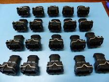 BOSCH  1928402329 Qty of 20 per Lot Bosch Jetronic connector, 3-way, code 1, bla
