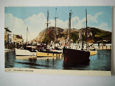 The Harbour Ilfracombe 1950s Old Postcard 1959 Publ. Dearden & Wade Bournemouth